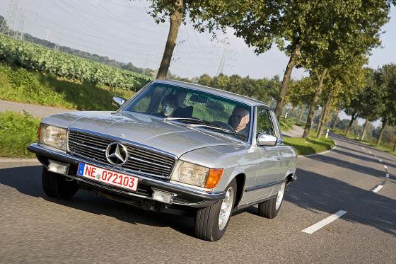 Mercedes-Benz 280 SLC W 107