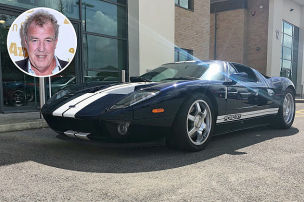 Wer will Clarksons Ford GT?