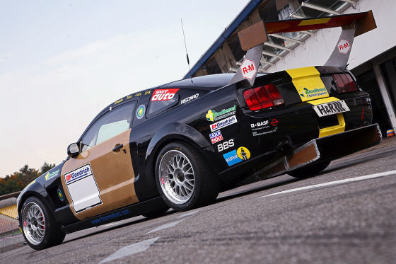 Tracktest Ford Mustang GT RTD