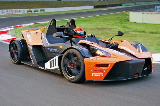 "KTM X-BOW GT4 ""RACE"""