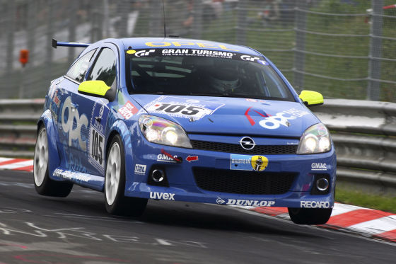 Opel Astra OPC RC 2