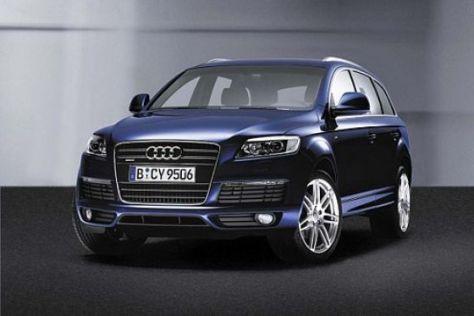 Mehr Muskeln Fur Das Audi Suv Autobild De