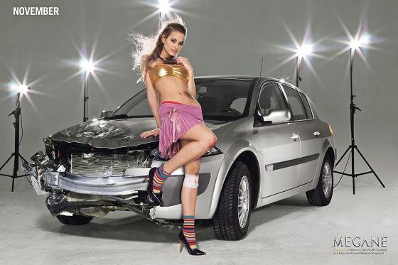 Renault-Kalender 2009