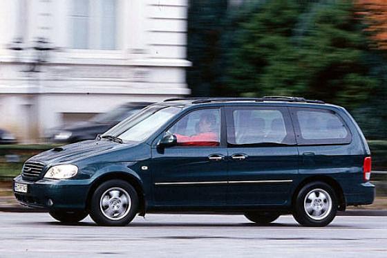 Traurige Bilanz: Jeder vierte Carnival (1999-2006) fällt durch die erste TÜV-Prüfung.