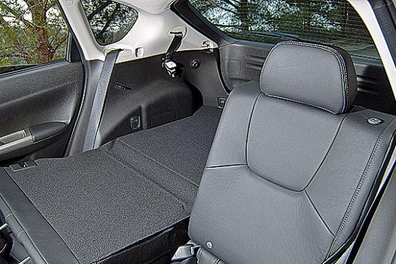 Subaru Impreza 2.0 D