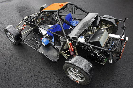 Tracktest ROC Buggy, Race of Champions