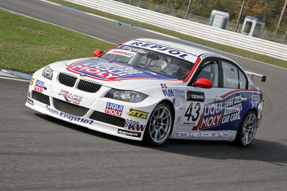 Tracktest WTTC BMW 320isTracktest WTTC BMW 320si