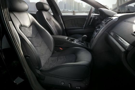 Maserati Quattroporte Sport GTS, Innenraum