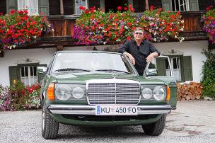 Der unsterbliche Benz des Bergdoktors