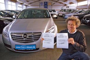Autos zum Aldi-Preis