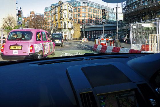 Land Rover Freelander mit Start -Stopp-Automatik