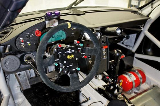 Porsche 911 GT3 RSR Modell 2009