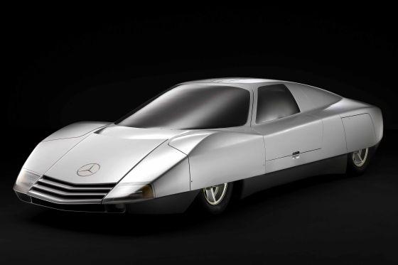 Mercedes C111/3 Nardo (1978)