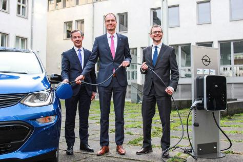 Opel Ampera Studie
