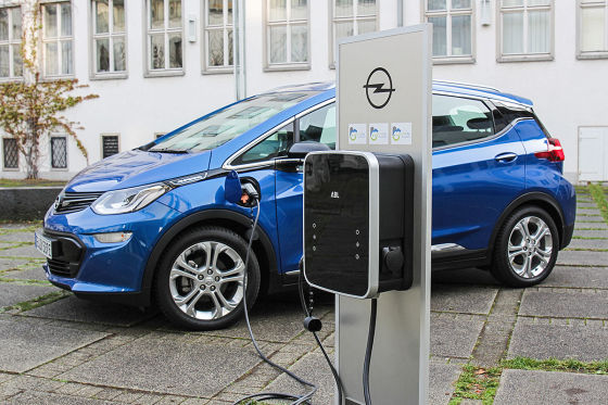 "Rüsselsheim wird ""Electric City"""