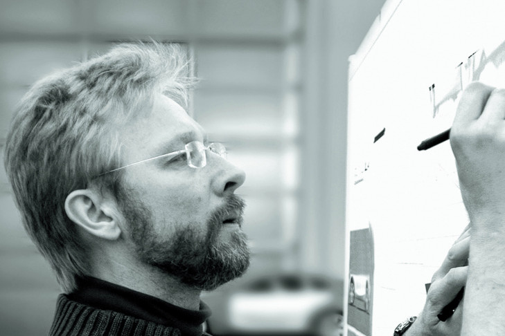 Chris Bangle BMW Designer