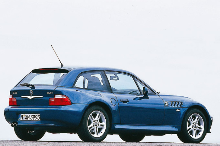 Chris Bangle BMW Designer BMW Z3 Coupé E36