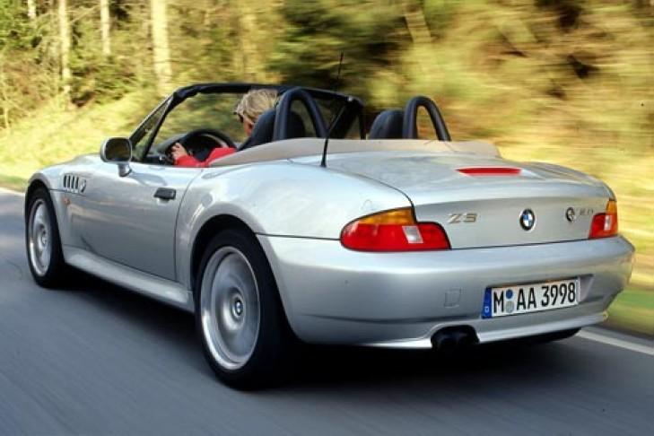 Chris Bangle BMW Designer BMW Z3 E36