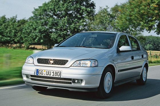 Opel Astra Eco 4 1.7 DTI