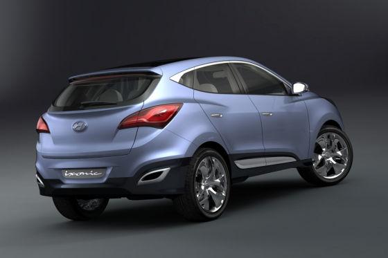 Hyundai Konzept HED-6