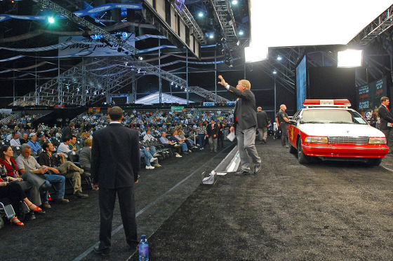 General Motors verhökert die eigene Geschichte