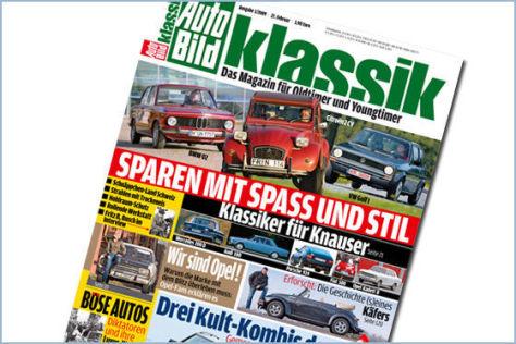 AUTO BILD Klassik 01-2009