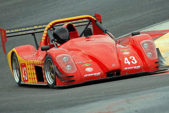 Tracktest Radical SR3, Radical SR5, Radical, SR8 LM