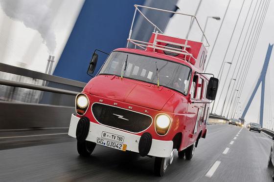 Opel Blitz Spielmobil