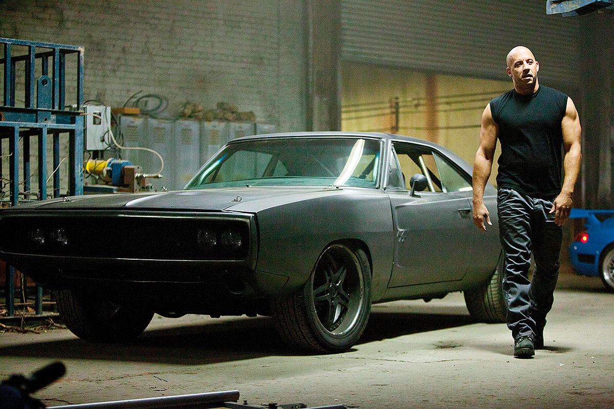 """Fast and Furious 4: """"Neues Modell. Originalteile."""""""