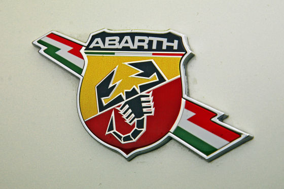 Emblem Abarth