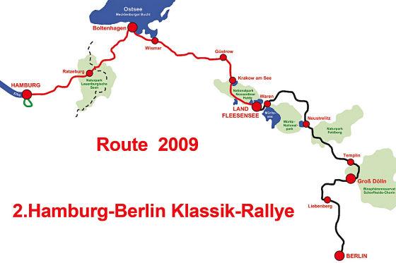 Rallye Hamburg-Berlin