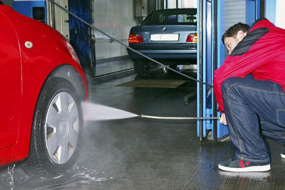 Bundesaktion sauberes Auto