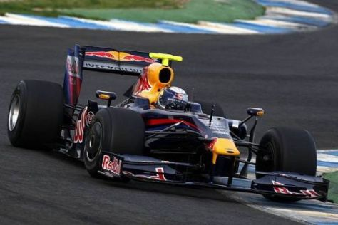 Sebastian Vettel stellte die gesamte Konkurrenz in Jerez in den Schatten