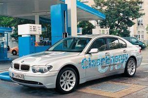 Wasserstoff-BMW serienreif