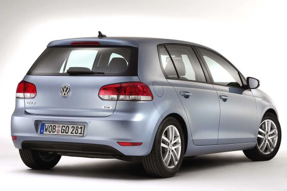 VW Golf VI BiFuel