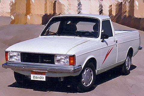 Iran Khodro Bardo Pickup