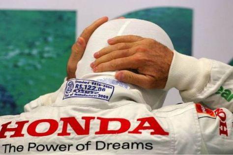 The Power of Dreams: Rubens Barrichello darf noch eine Saison bestreiten