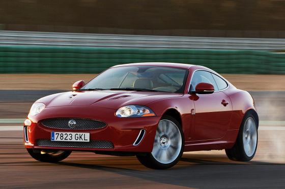 Jaguar XFR / XKR