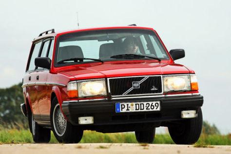 Volvo 240 Kombi Alt Oko Mit Charme Autobild De
