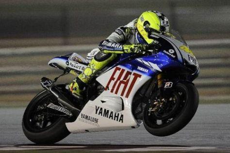 Yamaha hat ein neues elektronisches System zur Wheelie-Kontrolle