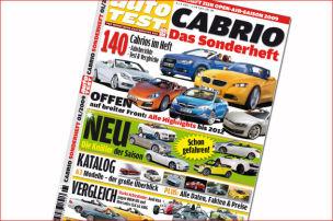 140 Cabrios in einem Heft
