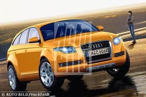 Standort-Entscheidung bei Audi
