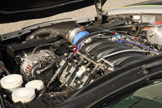 Callaway Corvette Z06R GT3 Motor