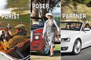 Welcher Cabrio-Typ sind Sie?