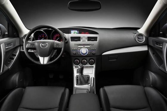 Mazda3 Sport 2009