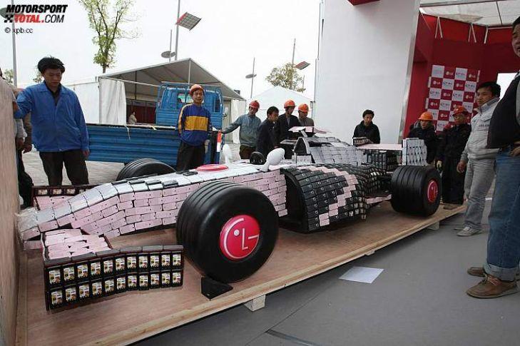 Grosser Preis Von China Formel 1