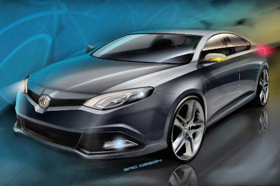 MG6 Concept