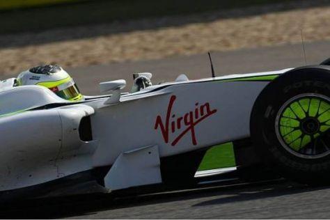 Moralischer Polesetter: Rubens Barrichello war heute der schnellste Mann