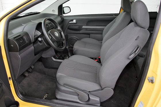 VW Fox 1.2