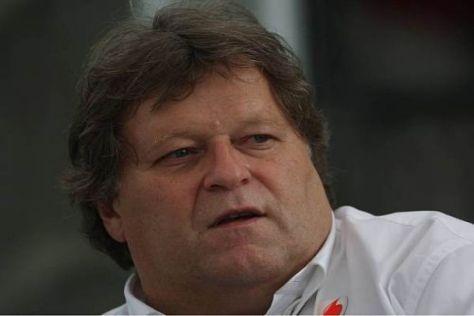 Norbert Haug akzeptiert die Entscheidung von Bruno Senna gegen die DTM